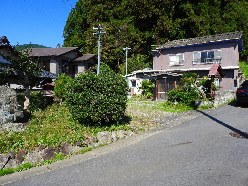愛知県豊田市住宅解体工事前