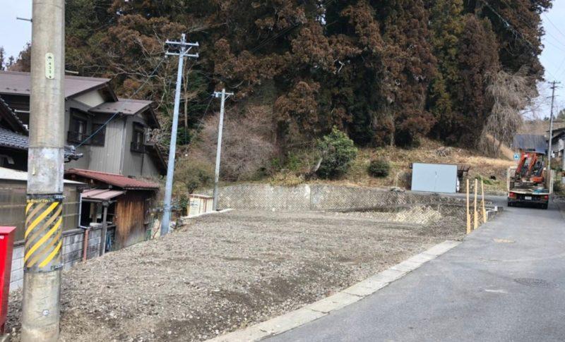 愛知県豊田市住宅解体工事後